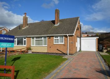 Thumbnail 2 bed bungalow for sale in Station Road, North Wingfield, Chesterfield