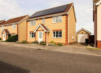 Thumbnail 4 bedroom detached house for sale in Brewhouse Lane, Soham, Ely