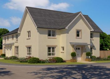 "Thumbnail 3 bed semi-detached house for sale in ""Abergeldie"" at Kildean Road, Stirling"