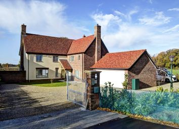Thumbnail 5 bed detached house for sale in Brooke, Norwich, Norfolk