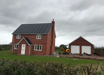 Thumbnail 4 bed detached house to rent in Bush Bank, Hereford