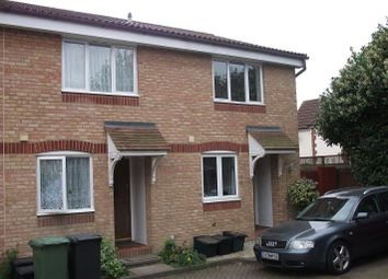 Thumbnail 2 bed semi-detached house to rent in Carlbury Close, St Albans
