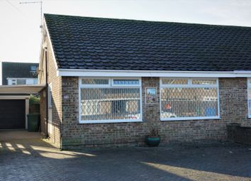 Thumbnail 2 bed bungalow for sale in Beech Close, Hull