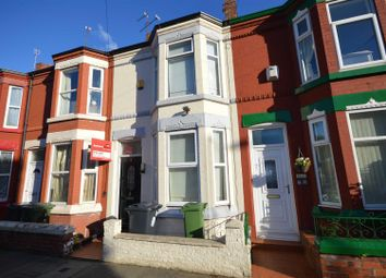 Thumbnail 2 bed terraced house to rent in Morley Avenue, Birkenhead