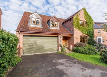 Thumbnail 4 bed detached house for sale in Woodside Close, Easingwold, York