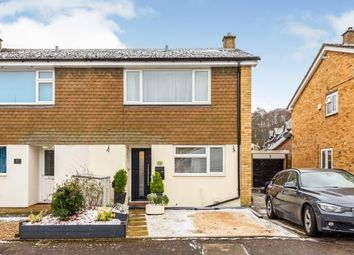 Thumbnail 3 bed semi-detached house for sale in The Paddock, Hitchin, Herts, England