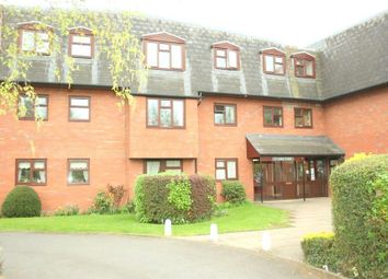 Thumbnail 1 bed flat to rent in St James Court, Bromsgrove, Worcestershire