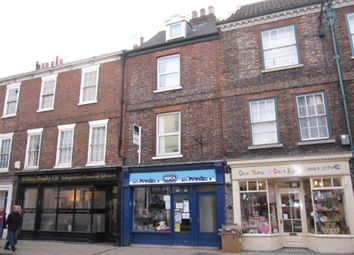 Thumbnail 1 bedroom flat to rent in Gillygate, York