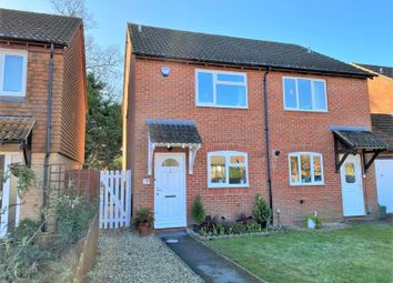 Thumbnail 2 bed semi-detached house for sale in Fuller Close, Thatcham