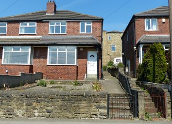 Thumbnail 3 bed semi-detached house for sale in Walkley Villas, Walkley Lane, Heckmondwike, West Yorkshire.
