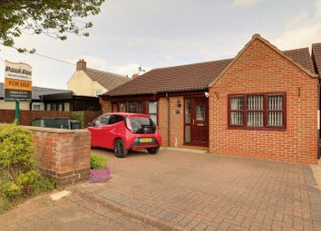 Thumbnail 3 bed detached bungalow for sale in Old School Drive, Hibaldstow, Brigg