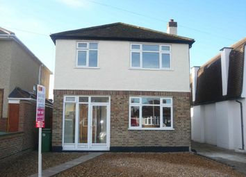 Thumbnail 3 bedroom detached house to rent in Francis Close, Ewell, Epsom
