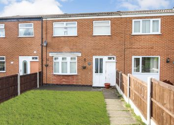 Thumbnail 3 bed terraced house for sale in Ridgeway Walk, Top Valley, Nottingham