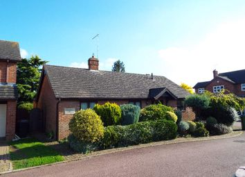 Thumbnail 3 bedroom detached bungalow for sale in St Albans Place, Wollaston, Northamptonshire