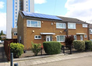 Thumbnail 4 bed town house for sale in Sherburn Walk, Swarcliffe, Leeds