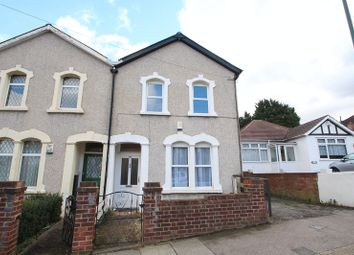 Thumbnail 3 bed semi-detached house to rent in Heron Hill, Belvedere
