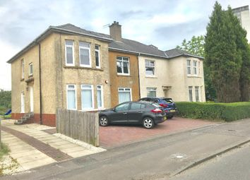 Thumbnail 3 bed flat for sale in Polnoon Avenue, Knightswood, Glasgow
