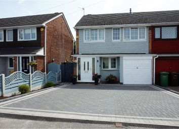 Thumbnail 3 bed semi-detached house for sale in Carlton Mews, Birmingham
