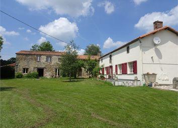 Thumbnail 5 bed property for sale in Poitou-Charentes, Deux-Sèvres, Faye L'abbesse