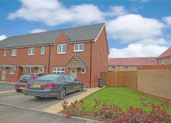 Thumbnail 3 bed end terrace house for sale in Farnley Road, Hamilton, Leicester