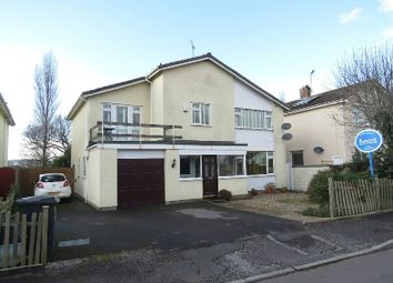 Thumbnail 5 bed detached house for sale in The Grove, Winscombe