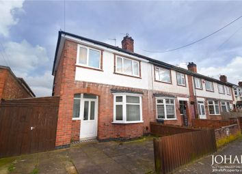 3 bed end terrace house to rent in Percy Road, Leicester, Leicestershire LE2
