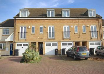 Thumbnail 3 bed town house to rent in Beaumont Way, Hampton Hargate, Peterborough