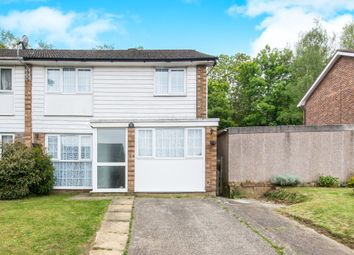 Thumbnail 3 bed semi-detached house for sale in Langbar Close, Southampton