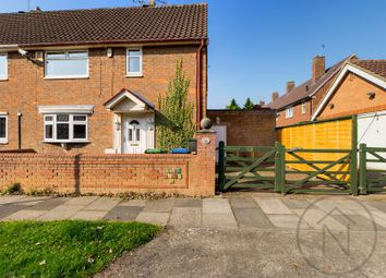 Thumbnail 4 bed semi-detached house for sale in Bewick Crescent, Newton Aycliffe