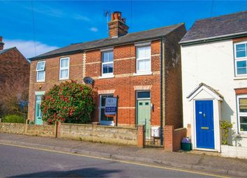 Thumbnail 3 bed semi-detached house for sale in Bergholt Road, Colchester, Essex