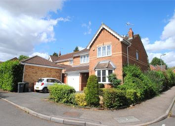 Thumbnail 4 bedroom detached house for sale in Edinburgh Drive, Abbots Langley