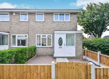 Thumbnail 3 bedroom semi-detached house for sale in Windsor Road, Selston, Nottingham