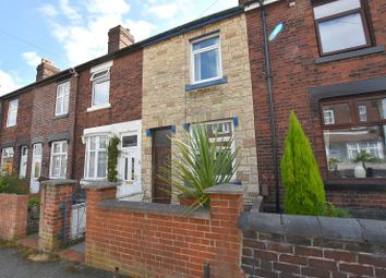 Thumbnail 2 bed terraced house to rent in Templar Terrace, Porthill, Newcastle Under Lyme