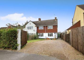 Thumbnail 2 bed semi-detached house for sale in Abinger Lane, Abinger Common, Dorking
