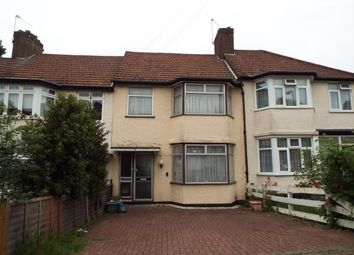 Thumbnail 3 bed terraced house for sale in Larkway Close, London