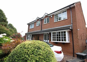 Thumbnail 3 bed semi-detached house for sale in Markeaton Street, Derby