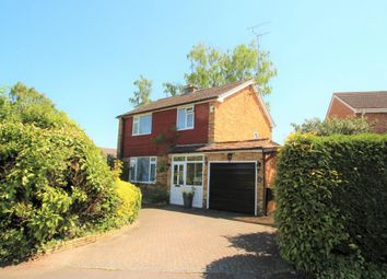 Thumbnail 3 bed detached house for sale in Birch Road, Burghfield Common