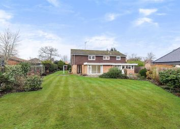 Thumbnail 5 bed detached house for sale in Overstone Road, Sywell, Northampton