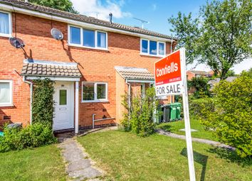 Thumbnail 2 bedroom town house for sale in Hayden Avenue, Oadby, Leicester