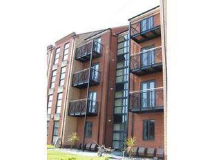 Thumbnail 2 bed flat to rent in Templars Crt, Radford, Nottingham