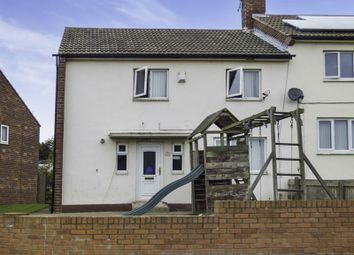 Thumbnail 3 bedroom semi-detached house for sale in Kielder Road, Lemington, Newcastle Upon Tyne