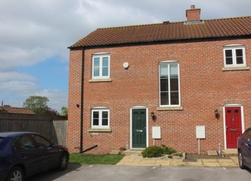Thumbnail 2 bedroom end terrace house to rent in George Long Mews, Easingwold, York