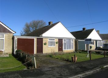 Thumbnail 2 bed terraced bungalow for sale in Perrott Close, North Leigh, Witney, Oxfordshire