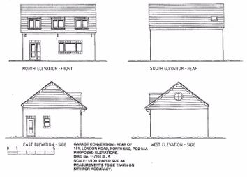 Thumbnail Land for sale in London Road, Portsmouth