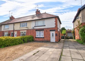Thumbnail 2 bed terraced house for sale in Station Road, Hatton, Derby