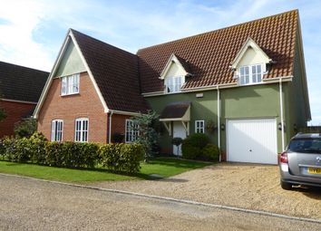 Thumbnail 4 bedroom barn conversion for sale in The Gables, Leiston