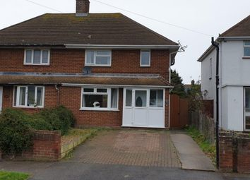 Thumbnail 2 bed semi-detached house for sale in Coronation Close, Broadstairs