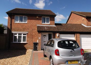 Thumbnail 4 bedroom semi-detached house to rent in Leygreen Close, Luton