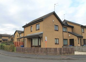 Thumbnail 2 bed end terrace house for sale in Greenlaw Crescent, Paisley
