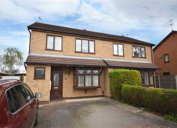 Thumbnail 3 bed property for sale in Marjorie Avenue, Boultham Park, Lincoln